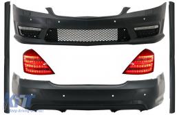 Complete AMG Body Kit Mercedes-Benz S-Class W221 (2005-2012) LWB - COCBMBW221AMGT