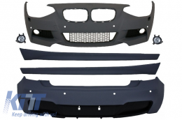 Complete Body Kit BMW 1 Series F20 (2011-2014) M-Technik Design - CBBMF20MT