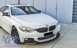 Complete Body Kit BMW 4 Series F32 F33 (2013-up) M-Performance Design Coupe Cabrio Grand Coupe Without Fog Lamp - CBBMF32MPTDOWOFL