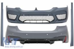 Complete Body Kit BMW 5 Series G30 (2017-up) M5 Design - CBBMG30M5WOD