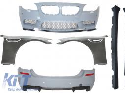 Complete Body Kit BMW F10 (2011-2014) M5 Design