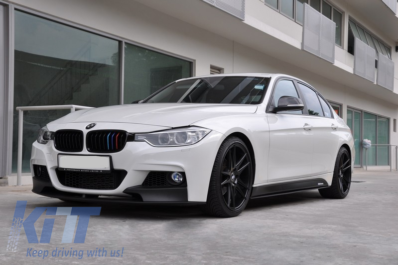 Body Kit Bmw F30 11 M Performance M Sport Look Bumper Pdc