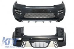 Complete Body Kit Land Rover Range Rover Evoque (2011-up) L-Design - CBRREL