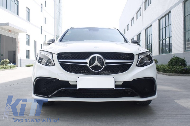 Complete body kit mercedes benz glc 63 x253 suv 2015 amg for Mercedes benz tuning parts