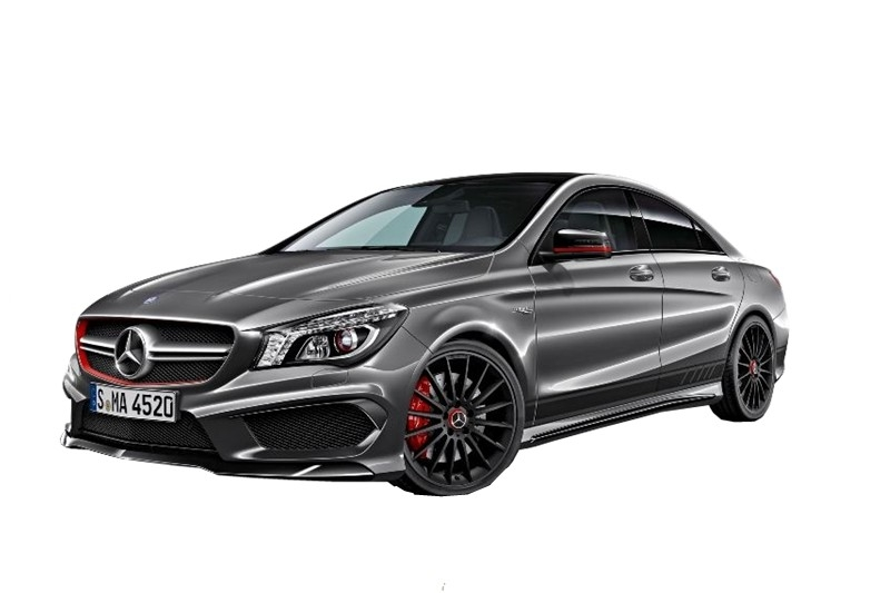 complete body kit mercedes benz w117 cla 2013 up cla45