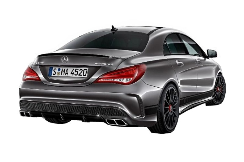 Complete body kit mercedes benz w117 cla 2013 up cla45 for Mercedes benz tuning parts