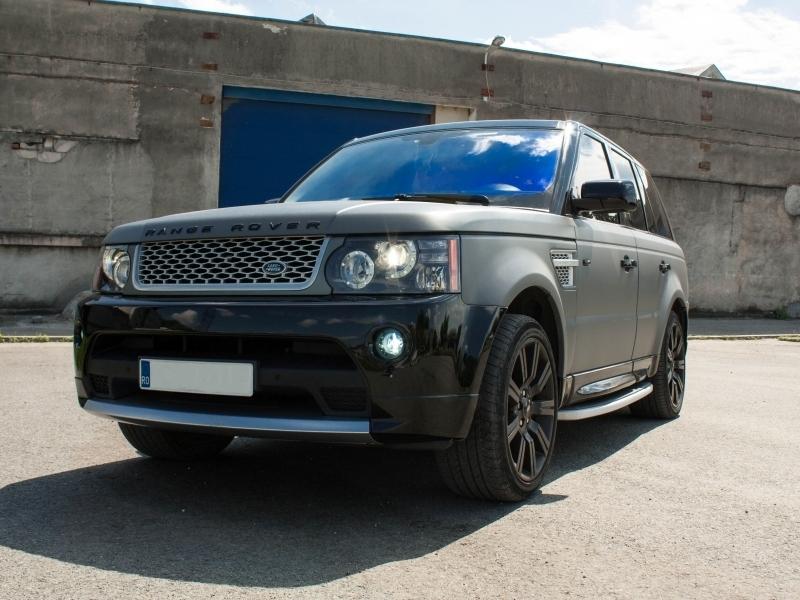 Complete Body Kit Range Rover Sport Facelift 2005 2013