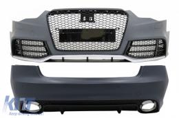 Complete Body Kit suitable for AUDI A5 8T Facelift Coupe/Cabrio (2013-2016) RS5 Design - COCBAUA58TFC