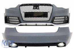 Complete Body Kit suitable for AUDI A5 8T Facelift Sportback (2013-2016) RS5 Design - COCBAUA58TF