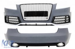 Complete Body Kit suitable for AUDI A5 8T Sportback Pre Facelift (2008-2011) RS5 Design