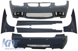 Complete Body Kit suitable for BMW 3 Series E92 E93 (2006-2009) Non-LCI Coupe Cabrio M3 Look - COCBBME92M3PDC