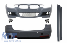 Complete Body Kit suitable for BMW 3 Series Touring F31 (2011-up) M-Technik Design - CBBMF31MT