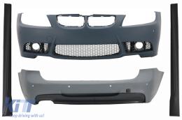 Complete Body Kit suitable for BMW 3 Series Touring E91 (2005-2008) M3 M-Technik M-tech Sport Design - COCBBME91MTP