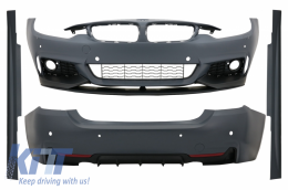 Complete Body Kit suitable for BMW 4 Series F32 F33 (2013-up) M-Performance Design Coupe Cabrio Grand Coupe - CBBMF32MPTSO