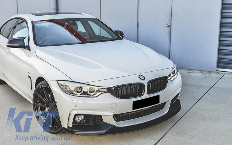 BMW M Performance Aufkleber Grau 30cm M4 420 428 435 F32 F33 F36 4 Serie