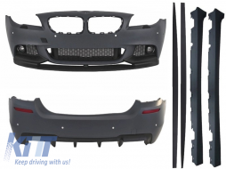 Complete Body Kit suitable for BMW F10 5 Series (2011-up) M-Performance Design - CBBMF10MPD