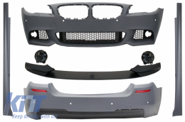 Complete Body Kit suitable for BMW F10 5 Series (2011-up) M-Technik Design