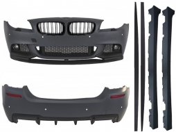 Complete Body Kit suitable for BMW F10 F11 5 Series LCI (2011-up) M-Performance Design - COCBBMF10MPD