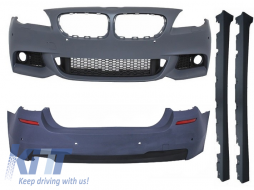 Complete Body Kit suitable for BMW F11 5 Series Touring (Station Wagon, Estate, Avant) (2011-up) M-Technik Design - CBBMF11MT