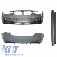 Complete Body Kit suitable for BMW F30 (2011-up) M-Performance Design - CBBMF30MP