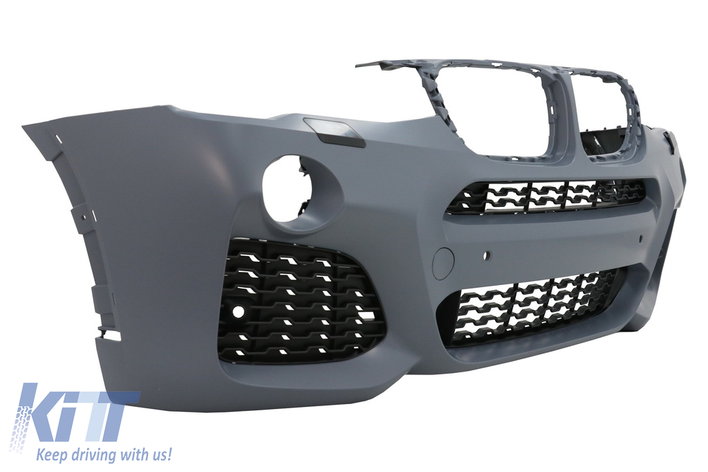 Complete Body Kit suitable for BMW X3 F25 2014-up M-Design