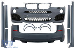 Complete Body Kit suitable for BMW X3 F25 2014-up M-Design - CBBMF25M