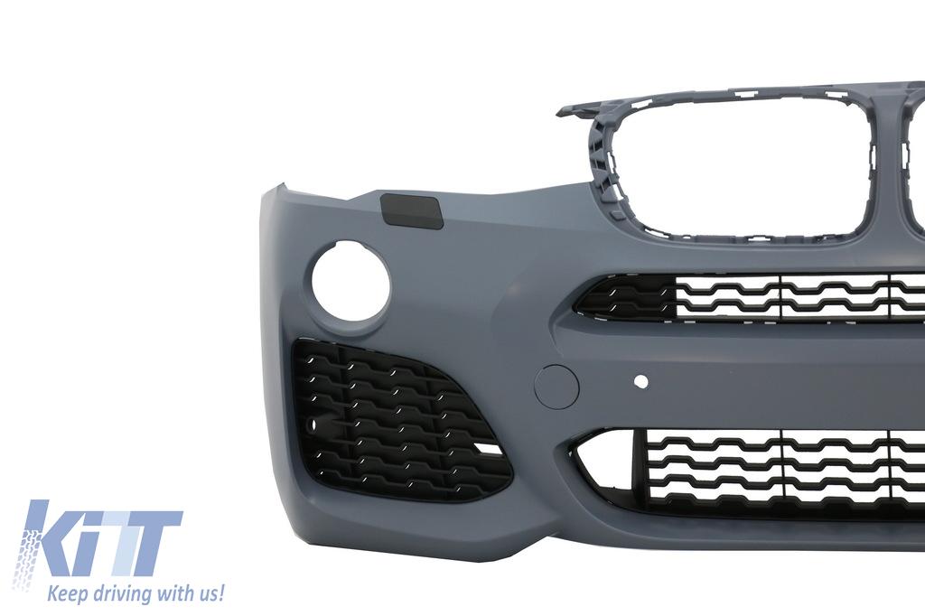 Complete Body Kit Suitable For Bmw X3 F25 2014 2017 M Design Carpartstuning Com