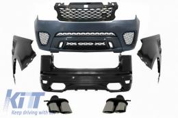 Complete Body Kit  suitable for Range ROVER Sport L494 (2013-2017) SVR Design - CBRRSL494SVR