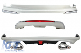 Complete Body Kit suitable for TOYOTA Land Cruiser V8 FJ200 (2015-up) - CBTOLCFJ200