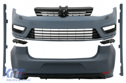 Complete Body Kit  suitable for VW Golf 7 VII (2012-2017) R-line Look