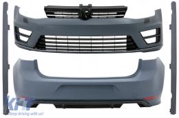 Complete Body Kit Volkswagen Golf 7 VII 12+ R R20 Look