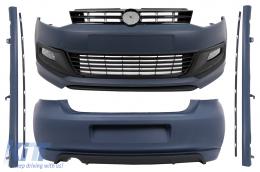 Complete Body Kit Volkswagen Polo 6R (2009-up) R-Line Design