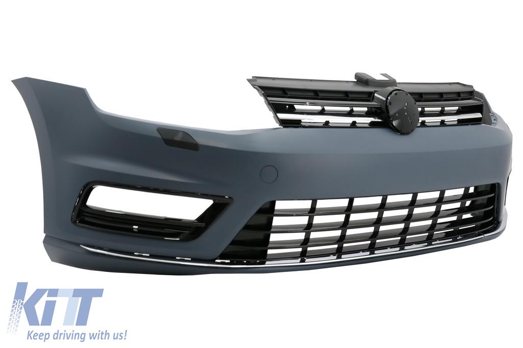 complete body kit volkswagen vw golf 7 vii 2012 2017 r. Black Bedroom Furniture Sets. Home Design Ideas