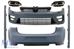 Complete Body Kit suitable for Volkswagen Golf 7 VII (2012-2017) R