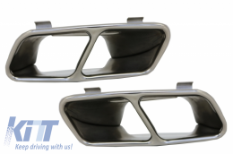 Complete Body Kit with Grille suitable for MERCEDES A-Class W176 (2012-2018) Facelift A45 Design