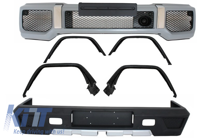 Complete Conversion Body Kit suitable for MERCEDES G-Class W463 (1989-2017)  G63 G65 Design