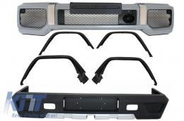 Complete Conversion Body Kit suitable for MERCEDES G-Class W463 (1989-2017) G63 G65 Design - COCBMBW463AMGG63