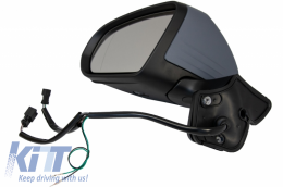 Complete Mirror Assembly suitable for MERCEDES-Benz W463 G-Class (1989-up) 2019 A-Design - CMAMBW463NL