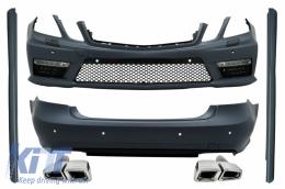 Conversion Body Kit suitable for Mercedes E-class W212 (09-13) E63 AMG Design