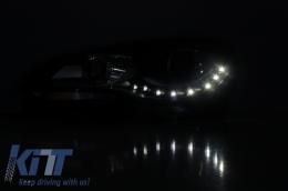 D-LITE headlamps Volkswagen VW Golf 6 VI 08+ - SWV32DLGXB