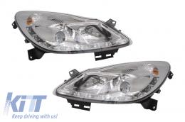 D-LITE headlights Opel Corsa D 06+_daytime running light_chr