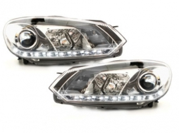 D-LITE headlights VW Golf VI 08+ DAYTIME RUNNING LIGHT R87