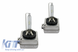 D3S Xenon Bulbs 6000K - XenD3S6K