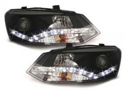 DAYLINE headlights VW Polo 6R 09+_drl optic_black