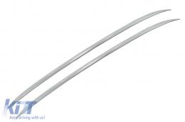 Decorative Roof Rails suitable for BMW X5 F15 (08.2013-2018) Aluminum - RRBMF15