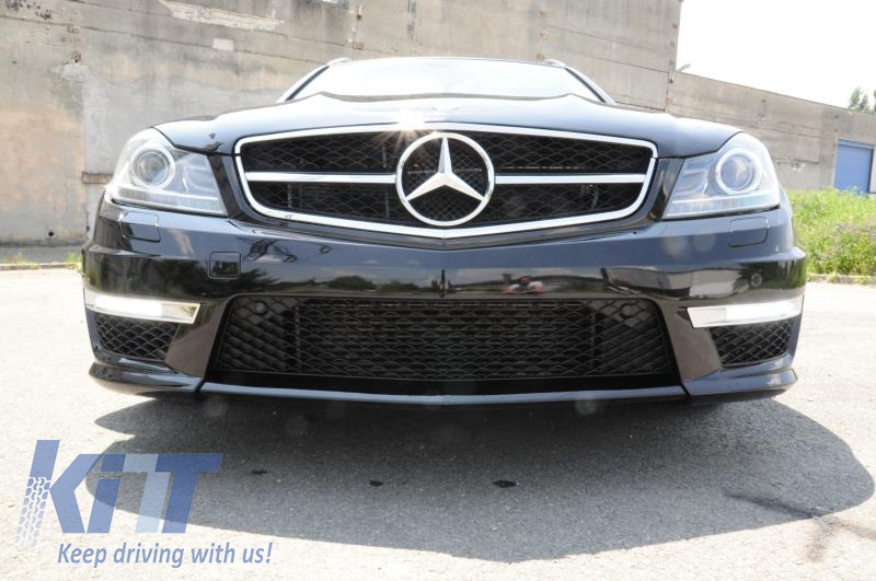 Dedicated daytime running lights mercedes benz c class for Mercedes benz c300 aftermarket accessories