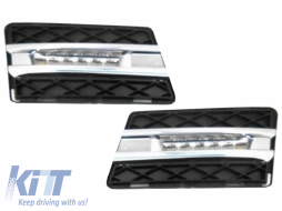 Dedicated Daytime Running Lights suitable for MERCEDES X204 GLK (2008-up) - GZ3-036