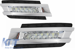 Dedicated Daytime Running Lights suitable for MERCEDES GL X164  (2006-2012) - GZ3-040