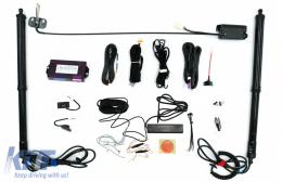 Electric Tailgate Lift Assisting System with KICK SENSOR suitable for BMW X3 F25 (2011-2016)