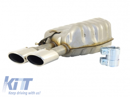 Exhaust system Audi A8 - TY-AUA8